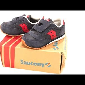 Saucony / Boys Baby Jazz / Toddler size 8